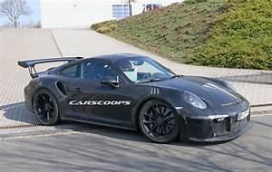 2017 Porsche 911 GT3 RS Gets Bigger 4.2L Flat Six, May Get ...