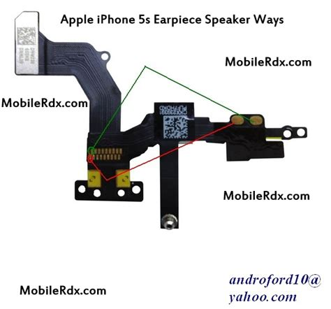iphone speaker not working iphone 5s earpiece speaker solution ways