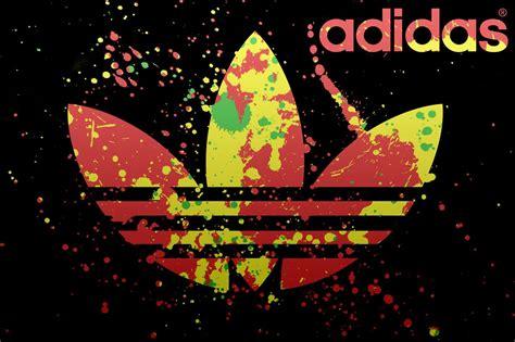 wallpaper logo adidas keren larmoriccom
