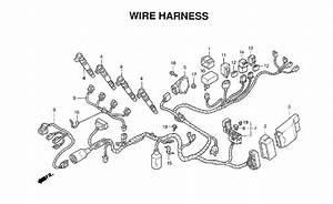 Wiring Diagram Honda Cbr 600 F4i Kappa Motorbikes For Cbr