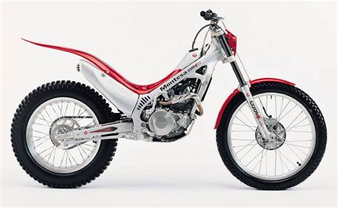 Montessa Trials Bike, I Bought One In About 2005 With