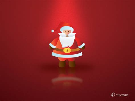 Wallpaper Santa by Santa Claus Wallpapers Wallpaper Cave