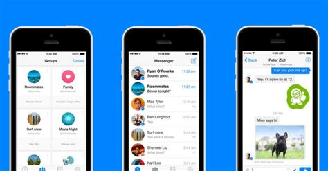 messenger for iphone messenger and kindle apps updated for iphone 6