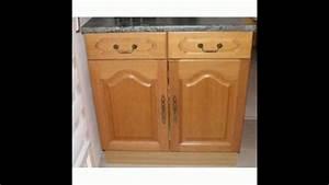 Poignée Meuble Cuisine Brico Depot : porte de meuble de cuisine brico depot youtube ~ Mglfilm.com Idées de Décoration