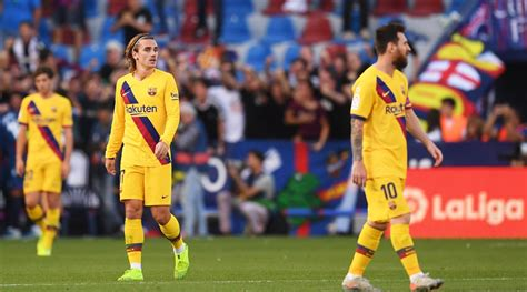 Lionel Messi Reportedly Humiliated Antoine Griezmann In ...