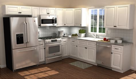 10x10 kitchen cabinets cost 10 x 10 kitchen home decorators cabinetry 3796