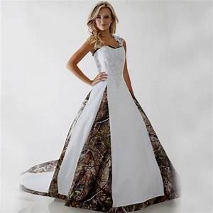 white camo wedding dresses camo wedding guide With white camo wedding dresses
