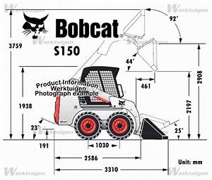 Bobcat S150 - Bobcat - Machinery Specifications