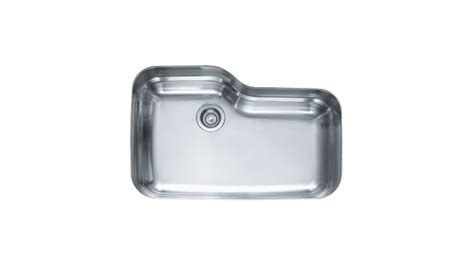 franke orca stainless sink franke orca orx110 undermount single bowl stainless steel