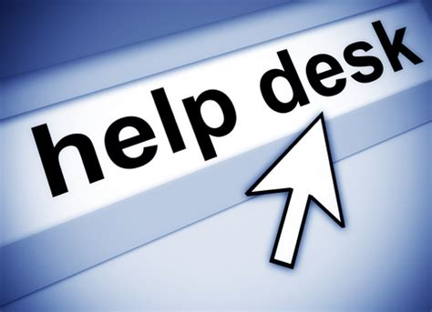 it help desk help desk questions
