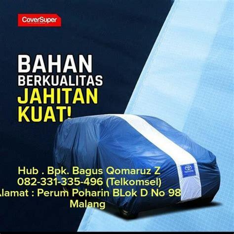 Jual Cover Mobil Avanza jual cover mobil malang 082331335496