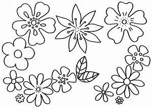 Blumen Zum Ausdrucken : ausmalbilder blumenwiese ~ Watch28wear.com Haus und Dekorationen
