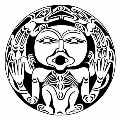 Native Symbols American Symbol Indian Clipart Mohawk