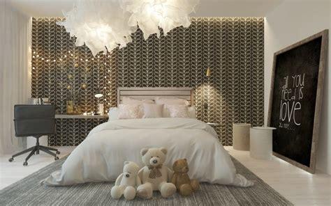 design des chambres à coucher chambre pour enfant avec déco sophistiquée en 46 exemples