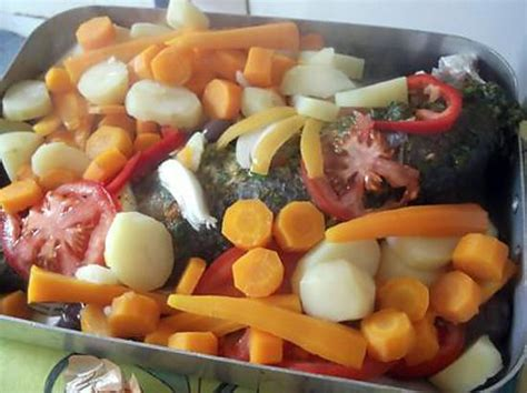 cuisine juive marocaine recette de mulet à la marocaine