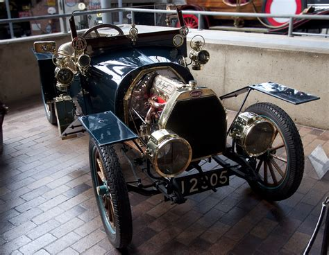 1920 Bugatti Type 23 Was First