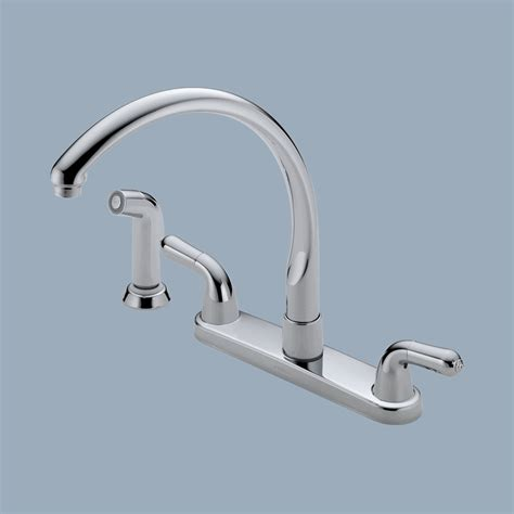 replacing a kitchen faucet delta kitchen faucets parts numbers faucet side spray