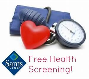 Sam's Club | Free Women's Health Screening, 10/10 ...