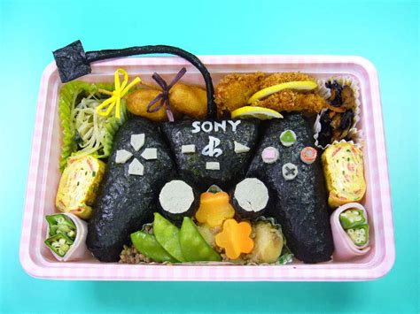 bento japanese cuisine geektastic japanese bento lunch sculptures of household