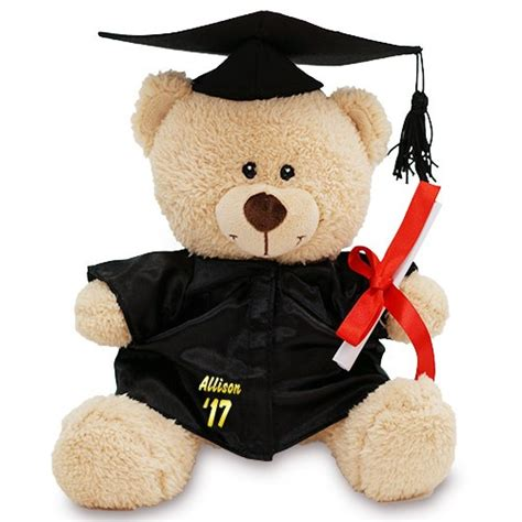"Graduation Cap And Gown Teddy Bear  11""  800bearcom. Sample Business Proposal Template. One Page Resume Template. Volunteer Application Form Template. Nc Eviction Notice Template. Free Flyer Software. Missing Pet Flyer. Free Sign Up Sheet Template. University Of Akron Graduate Programs"