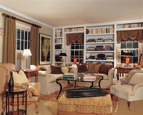 english cottage traditional living room  york