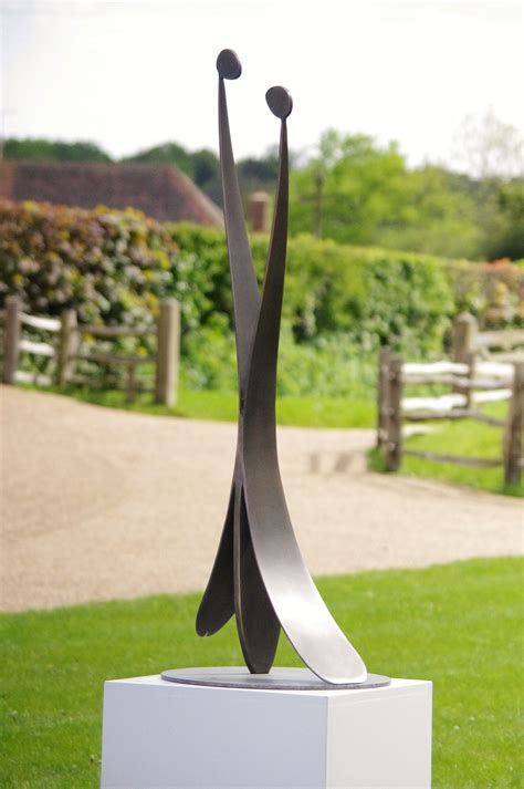 stainless steel garden sculptures stainless steel garden sculpture contemporary garden art chris bose