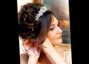 coiffure mariage chignon bas coiffure mariage libanais les tendances mode du automne hiver 2017