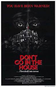 Don't Go in the House Movie Posters From Movie Poster Shop