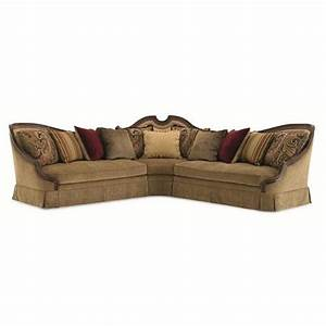 Schnadig wyeth transitional double loveseat and wedge for 3 piece sectional sofa with wedge