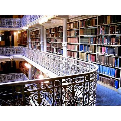 STDC LibraryPlus: The George Peabody Library
