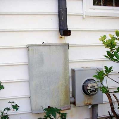 spouting  home inspection nightmares xxi   house