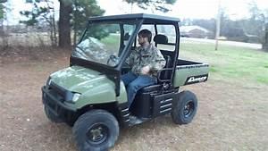 2007 Polaris 700 Xp Ranger