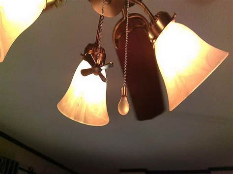 pull chain light fixture replacement with fancy design