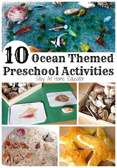 ten themed preschool activities activities home 124 | b56642b02aa4e520e7a9c859156b60d3