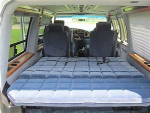 1997 ford e 150 universal conversion van 3rd row sofa bed With conversion van sofa bed