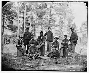 Civil War Photos - Engineering Units