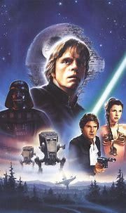 Return of the Jedi (1983) Phone Wallpaper   Moviemania