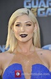 Taylor Ann Hasselhoff - The world premiere of Marvel ...