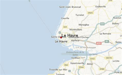 le havre location guide