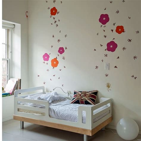 Childrens Bedroom Stencils by Add Flowers Bedroom Decorating Ideas Housetohome Co Uk