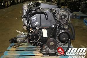 98 03 Toyota Caldina St215 Turbo Engine Wiring Automatic