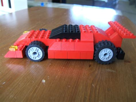 How To Build Car by Lego Maker Lego Sports Car