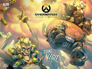 Overwatch Characters Junkrat And Roadhog Star In Latest