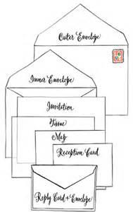 how to stuff wedding invitations assembling wedding invitations the wedding specialists