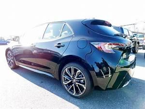 New 2020 Toyota Corolla Hatchback Xse Manual Hatchback In