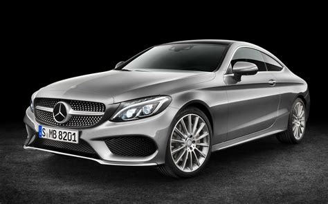 Mercedes C Class Coupe Picture by Mercedes Previews Sporty 2017 C Class Coupe Pictures