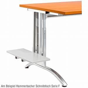 Pc Halterung Schreibtisch : seitliche pc halterung f r hammerbacher schreibtische mit c fu gestell ~ Orissabook.com Haus und Dekorationen