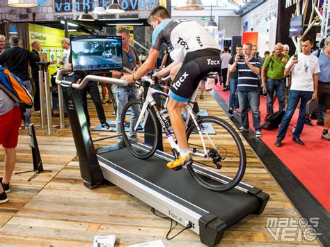 eurobike tacx magnum le home trainer tapis roulant pour