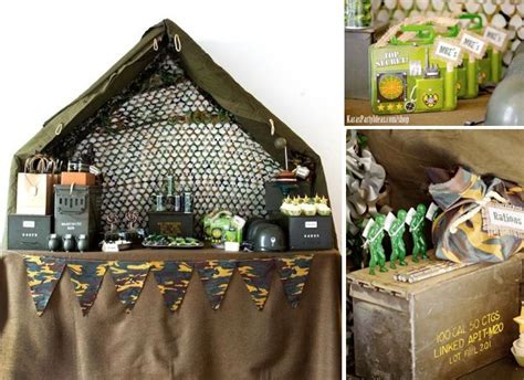 10 ideas about camo party decorations on pinterest camo