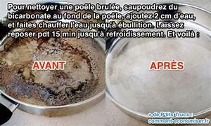 Nettoyer Du Cuir Avec Du Lait : le secret pour nettoyer une po le br l e avec du bicarbonate ~ Melissatoandfro.com Idées de Décoration